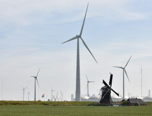 Windenergiesector ondertekent Klimaatakkoord