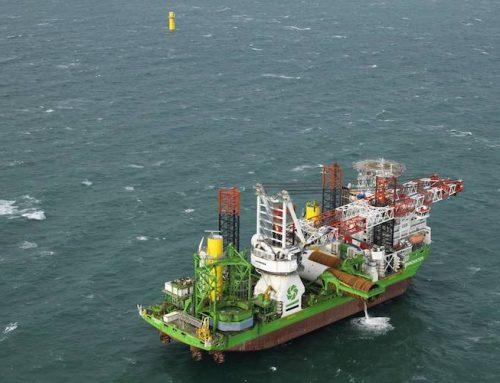 Nederland start inhaalrace offshore wind