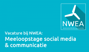 Meeloopstage social media & communicatie