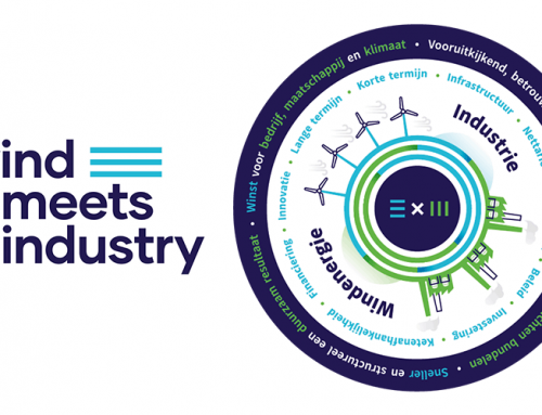 Wind Meets Industry lays the missing piece of the puzzle