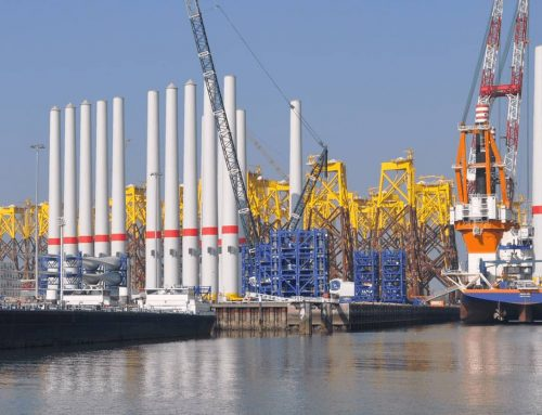 CrossWind may build offshore wind farm Hollandse Kust North