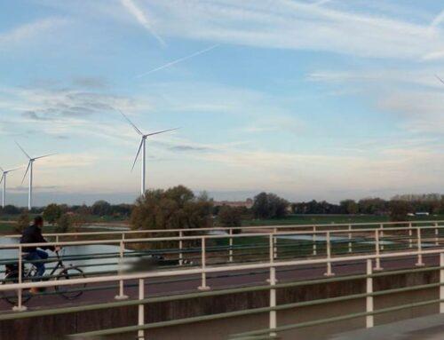 Windmolens burgerinitiatief Koningspleij kunnen worden gebouwd