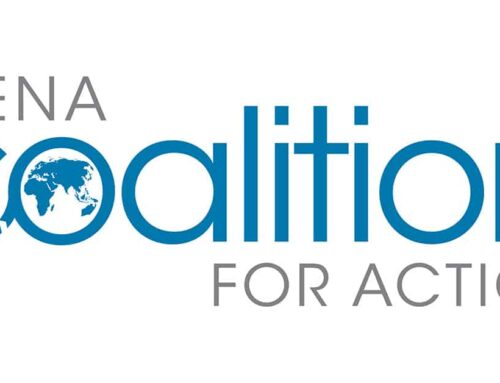 NWEA treedt toe tot de IRENA Coalition for Action