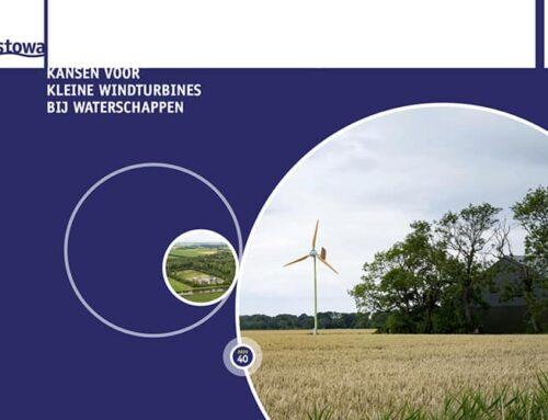 Onderzoek toont volop kansen voor kleine wind bij waterschappen