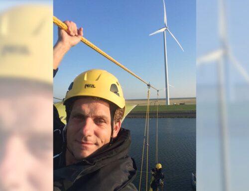 """Joris Thijssen: """"Windenergie is één van de werkpaarden van de energietransitie"""""""