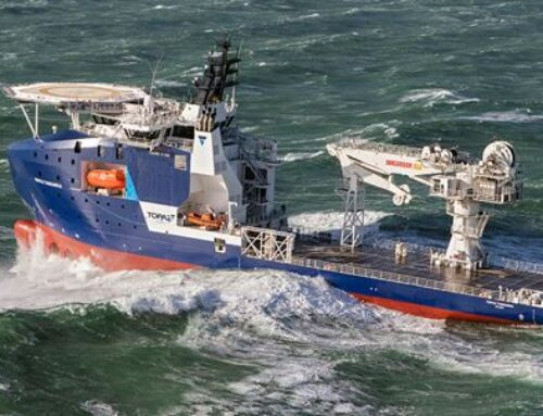 Safeway to Taiwanese offshore wind sector with Van Oord