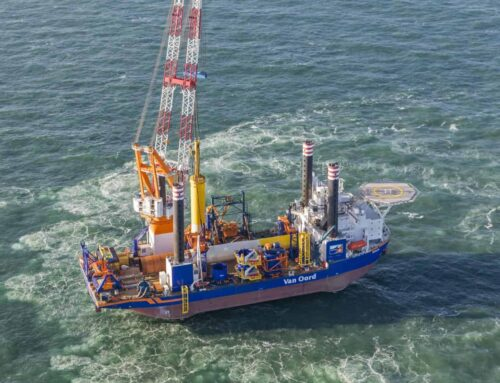 Offshore windpark Borssele III&IV volledig operationeel
