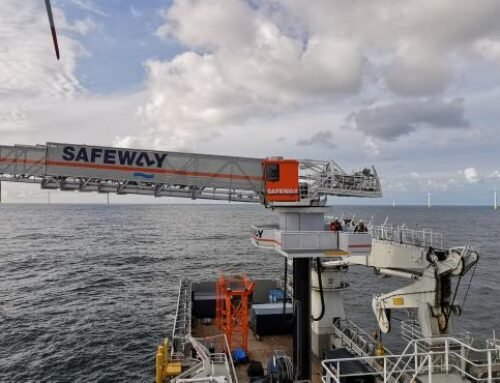 Dutch Safeway and UK based Tyne Gangway sign a Co-operation Agreement