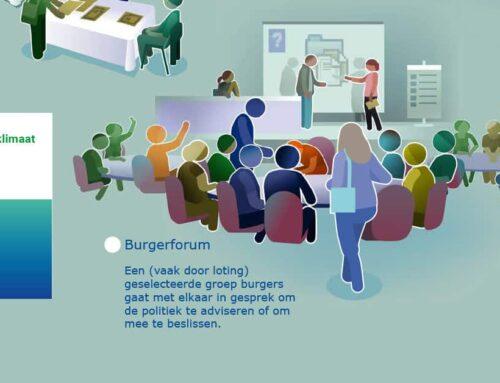 Reactie rapport Brenninkmeijer: Burgerfora interessante aanvulling op palet aan methoden voor participatie