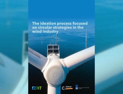 Nieuw rapport geeft inzicht in de toekomstige circulaire windsector
