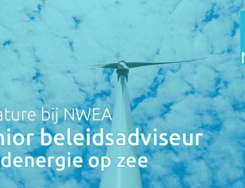Vacature bij NWEA: Senior beleidsadviseur windenergie op zee