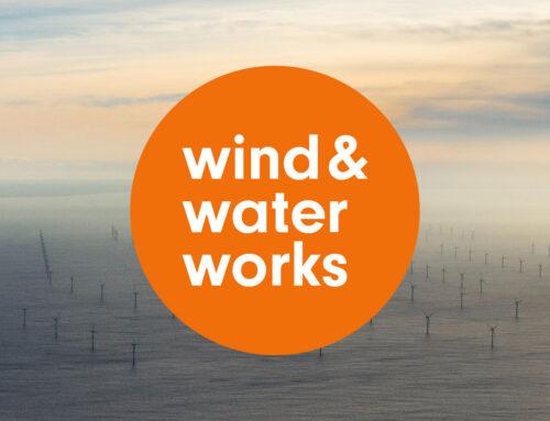 Nederland viert Global Wind Day met lancering wind & water works