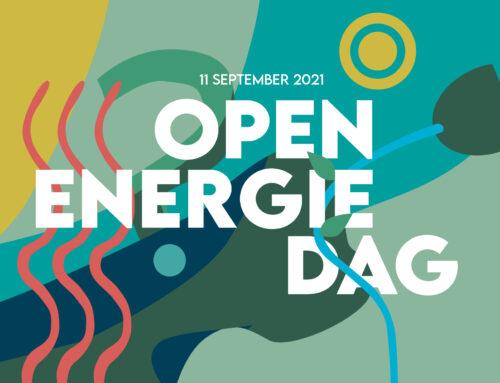 Duizenden bezoekers bij de eerste Open Energiedag op zaterdag 11 september 2021